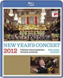 New Year's Concert 2012 [Blu-ray] [Import]