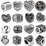 Timeline Trinketts Beads and Charms for Pandora Bracelets - Family