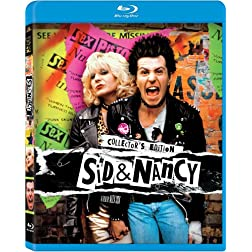 Sid &amp; Nancy (Collector's Edition) [Blu-ray]