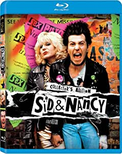 Sid & Nancy Bd - Ws Sac [Blu-ray]
