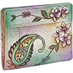 Anuschka Pleated Mini Wallet Spirit of the Southwest
