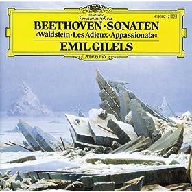 """Beethoven: Piano Sonata No.26 in E flat, Op.81a -""""Les adieux"""" - 3. Das Wiedersehn (Vivacissimamente)"""