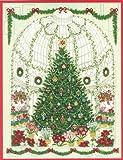 Caspari Advent Christmas at the Garden RHS Design