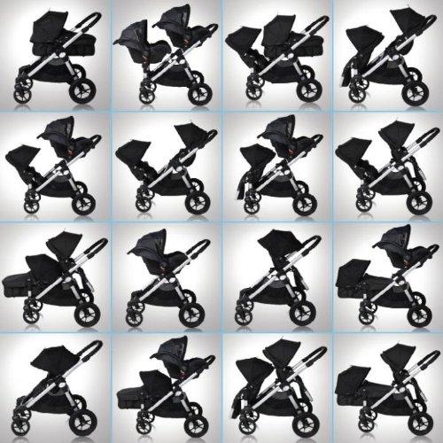 Imagen de Bebé jogger edición limitada ciudad seleccione solo plata