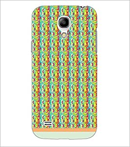 PrintDhaba Pattern D-1219 Back Case Cover for SAMSUNG GALAXY S4 MINI (Multi-Coloured)