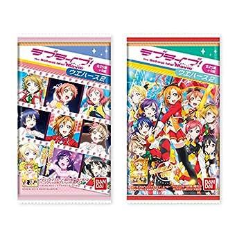 ラブライブ! The School Idol Movie ウエハース2 20個入 食玩・ウエハース (ラブライブ!)
