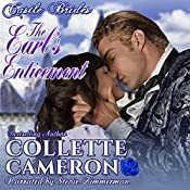 The Earl's Enticement: Castle Bride Series, Book 3 | Collette Cameron