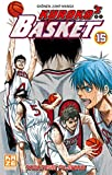 Kuroko's Basket - Tome 15