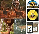 Nutra Deer - PRO ANTLER Deer Feed DR. DEER APPROVED! (6pk Back Pack Bags)