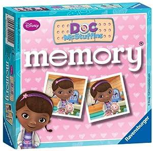 Ravensburger Mini Puzzle - Disney Doc Mcstuffins - Memory