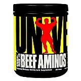 Universal Nutrition 100% Beef Aminos, 200 Tablets (Color: 200 Tablets, Tamaño: 200)
