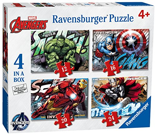 ravensburger-07021-avengers-puzzle-4-in-a-box