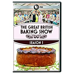 Great British Baking Show Season 1