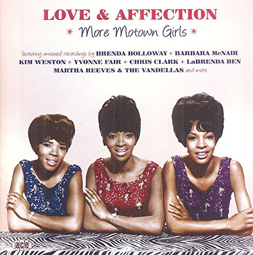 VA-Love And Affection More Motown Girls-CD-FLAC-2015-NBFLAC Download