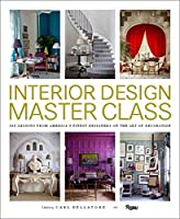 Interior Design Masterclass from Rizzoli International Publications
