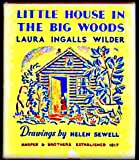 LITTLE HOUSE IN THE BIG WOODS (English Edition)