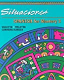 McDougal Littell Spanish for Mastery: Student Edition Impressionst Level 3 1994 (Spanish Edition)