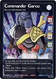 Neopets Trading Card Game Holofoil Rare Single Card #2 Commander Garoo