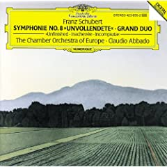 "Schubert: Symphony No.8 ""Unfinished""; Grand Duo (CD 4)"