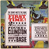 echange, troc Duke Ellington & Count Basie - First Time !
