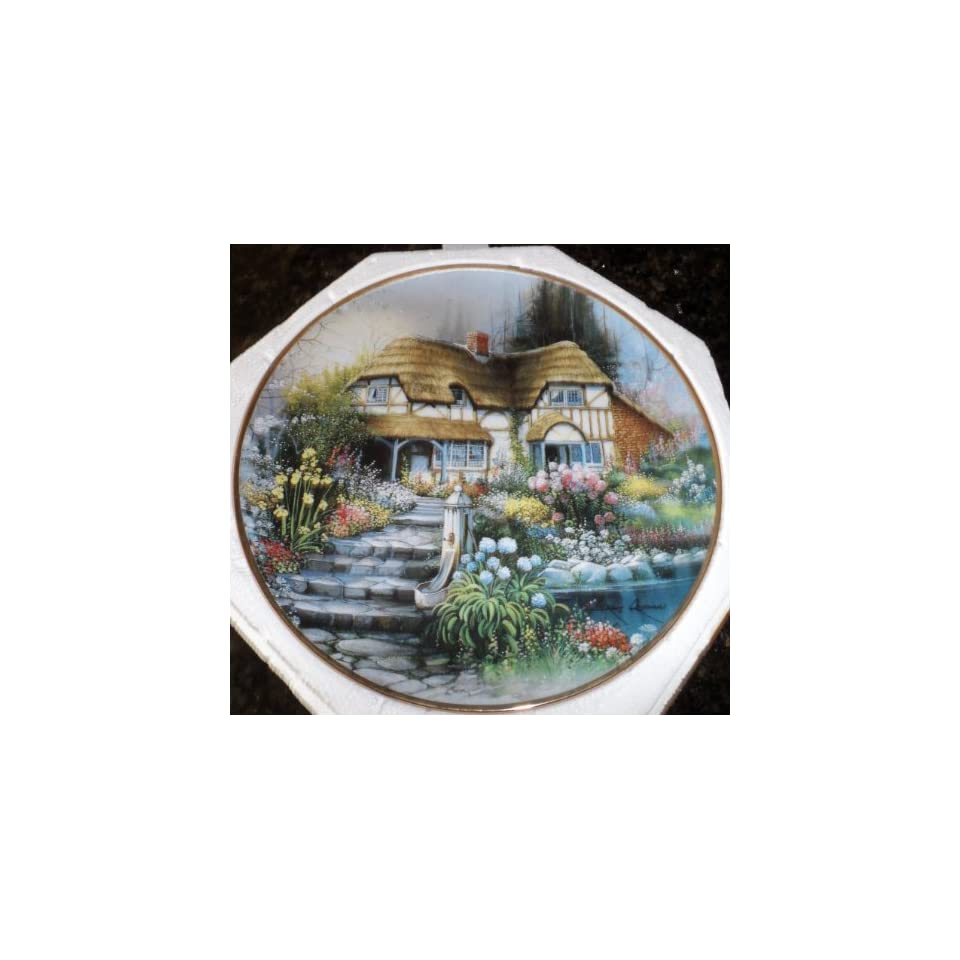 Franklin Mint Collection by Andres Orpina.Country Retreat