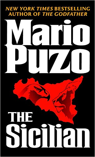 The Sicilian (The Godfather Book 2) written by Mario Puzo