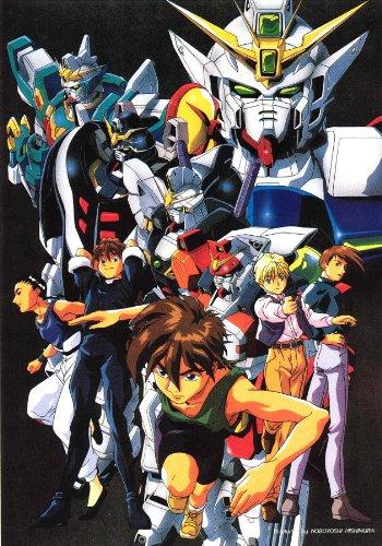 Gundam Wing Part 2 - Anime Legends [DVD]