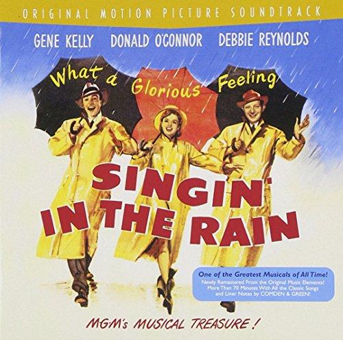 「雨に唄えば」オリジナル・サウンドトラック