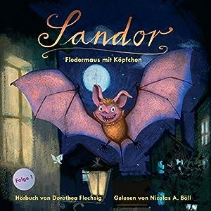 Fledermaus mit Köpfchen (Sandor 1) Hörbuch