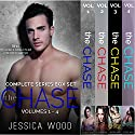 The Chase: The Complete Series Box Set (The Chase, Volumes 1 - 4) Audiobook by Jessica Wood Narrated by James Kavanaugh, Lynn Barrington