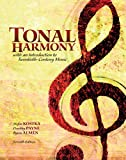 img - for Workbook for Tonal Harmony book / textbook / text book