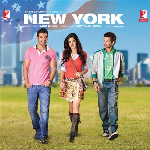 New York (2009) Indian Bollywood Hindi Movie Soundtrack OST MP3 Free Preview & Download
