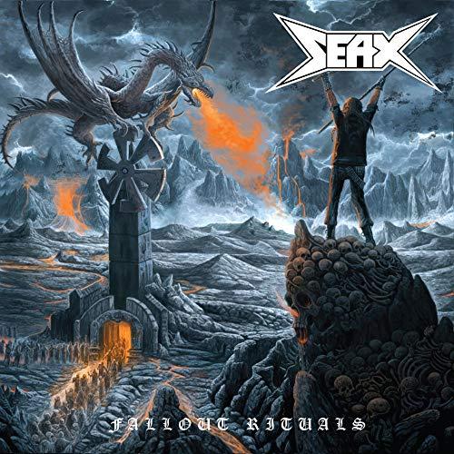 CD : Seax - Fallout Rituals (CD)