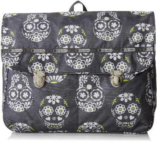 LeSportsac Messenger Backpack,Steampunk,One Size