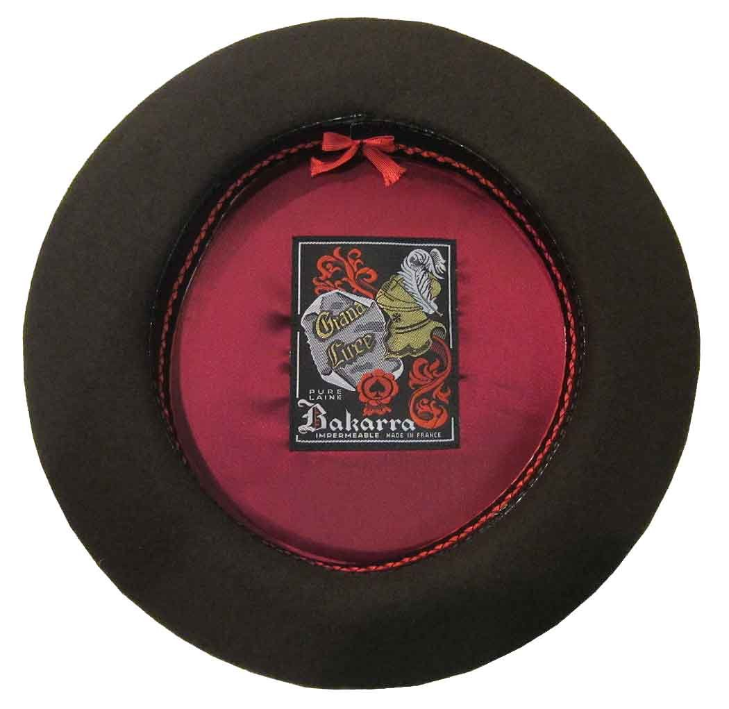 108fe0a95542a Bakarra French Anglobasque Waterproof Wool Beret Clothing Shop in ...