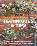 img - for BBC Gardeners' Question Time Techniques & Tips book / textbook / text book