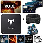 [Free Wireless Keyboard + Mouse] Tron...