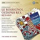 Stravinsky: Le Rossignol / Oedipus Rex / Renard [Plus Bonus Disc with Libretto]