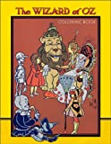 The Wizard of Oz Coloring Book (0764959905) by Library Of Congress