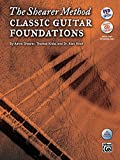 The Shearer Method: Classic Guitar Foundations (Book, CD & DVD)