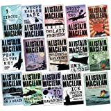 Alistair Maclean Alistair Maclean 15 Books Collection Pack Set (The Lonely Sea, South By Java Head, San Andreas, The Guns Of Navarone, Fear Is The Key, H.M.S Ulysses, Force 10 From Navarone, Night Without End, PARTISANS, Where Eagles Dare, The Last Front