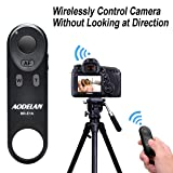 AODELAN Wireless Remote Control BR-E1A for Canon EOR RP, EOS R, M50, 6D Mark II, 77D, 800D, 200D, EOS Rebel SL2, Rebel T7i, PowerShot SX70 HS (Color: BR-E1A)