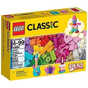 レゴ クラシック アイデアパーツ <明るい色セット> 10694