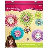 American Girl Crafts Paper Medallion Decoration Kit