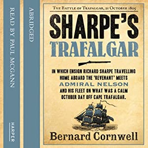 Sharpe's Trafalgar Audiobook