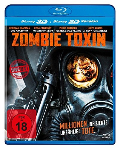 Zombie Toxin - Uncut (inkl. 2D-Version) [3D Blu-ray]