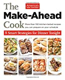 img - for The Make Ahead Cook book / textbook / text book