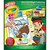 Crayola Color Wonder Coloring Pad Jake and the Neverland Pirates