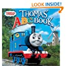 Thomas' ABC Book (Thomas & Friends) (Pictureback(R))