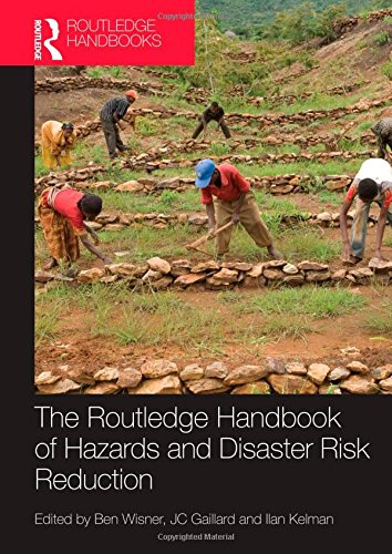 Handbook Of Hazards And Disaster Risk Reduction front-940477